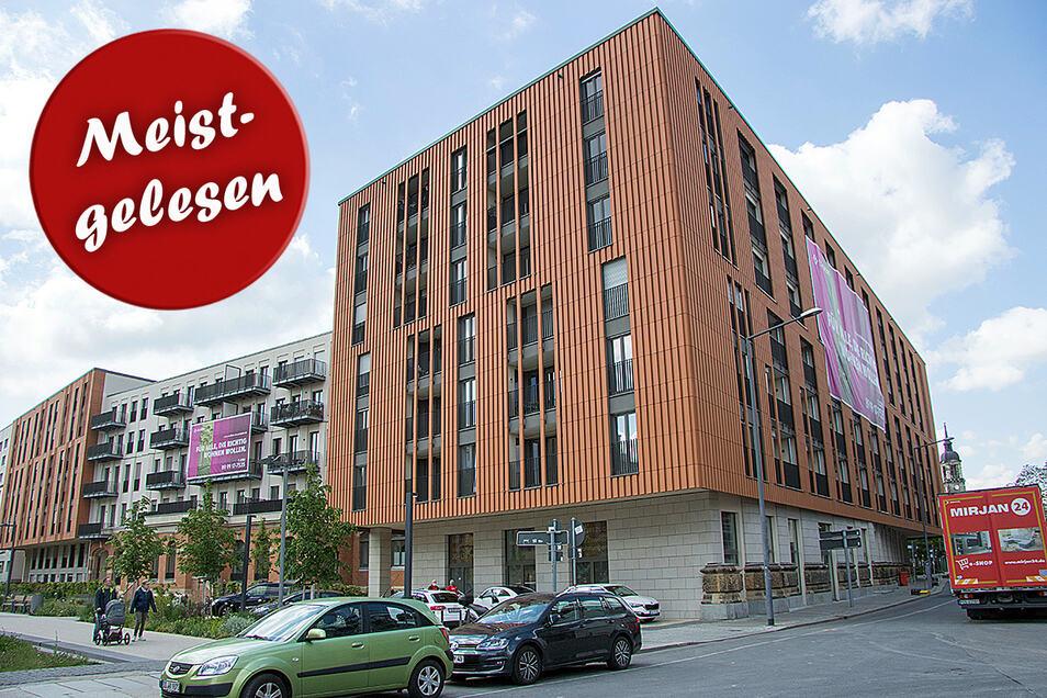 Besonders um den Postplatz herum sind in den vergangenen Jahren zahlreiche neue Wohnungen der höheren Preisklasse entstanden.