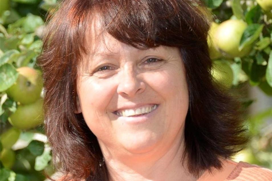 Cordula Jost ist Geschäftsführerin des Landschaftspflegeverbands, der das Streuobstwiesenfest in Ulberndorf veranstaltet.