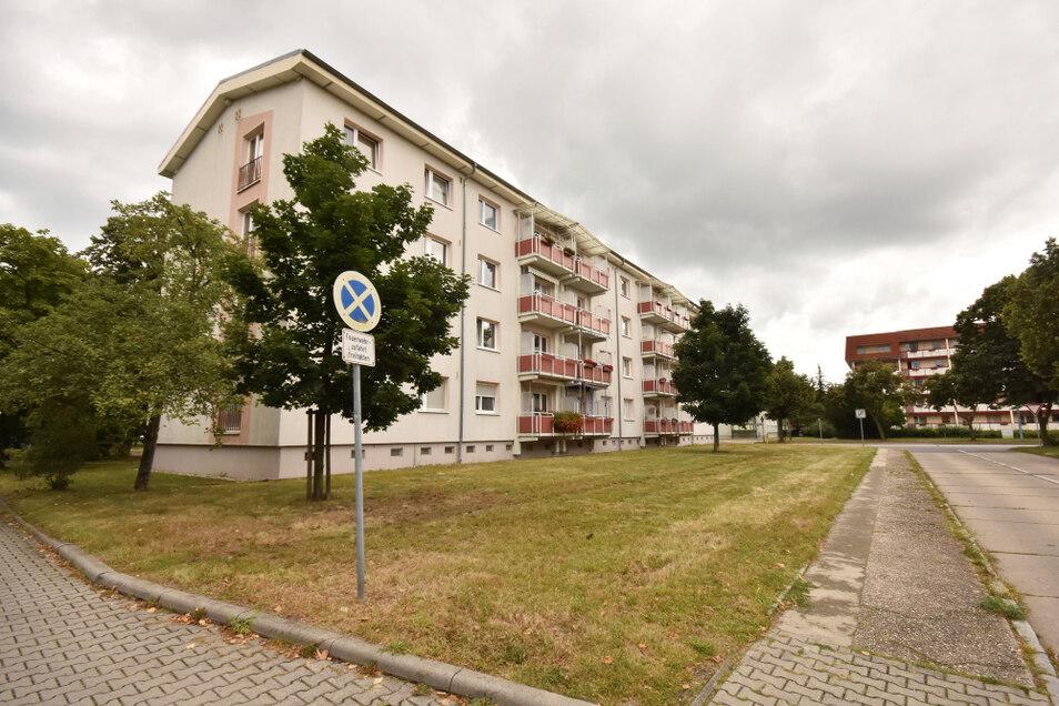 Das Haus Hufelandstraße 1-5 befindet sich im WK V - Abbruch in einem Jahr.