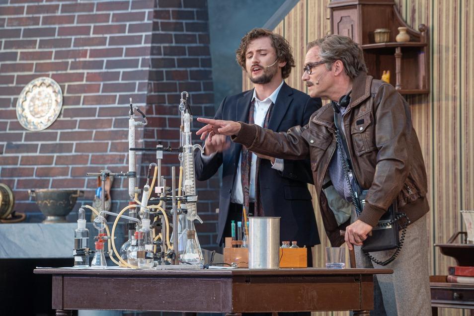"""""""Sherlock Holmes – Die Beatles Bänder"""" beim Bautzener Theatersommer"""