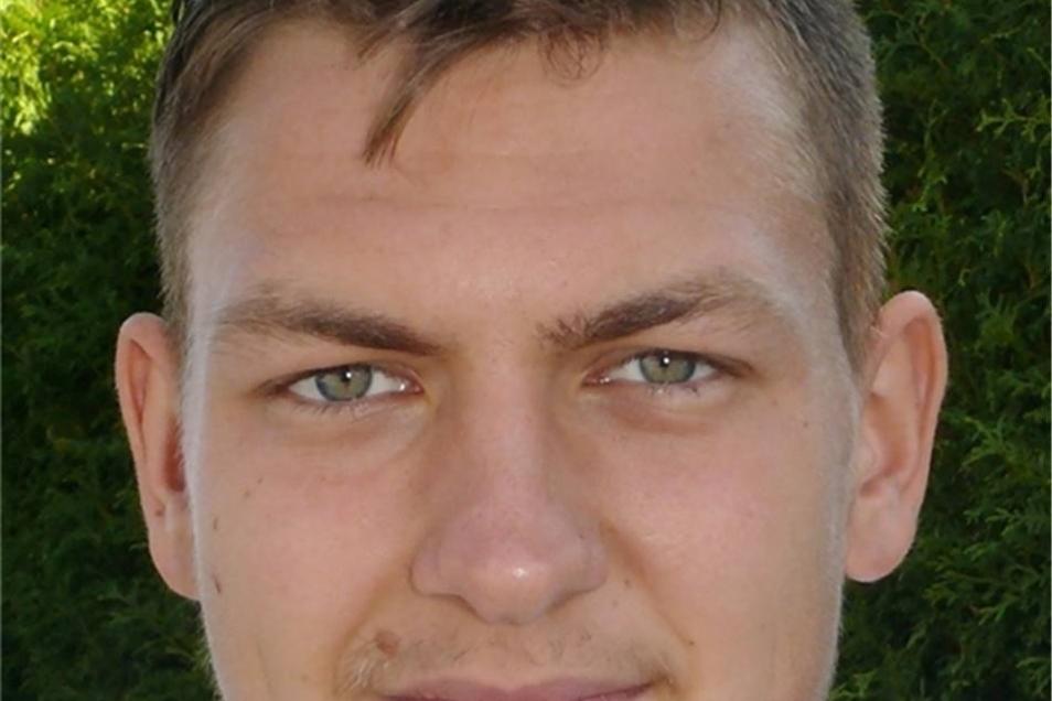 Nummer 7, Tobias Gerstmann (23), Mittelfeld, Deutschland