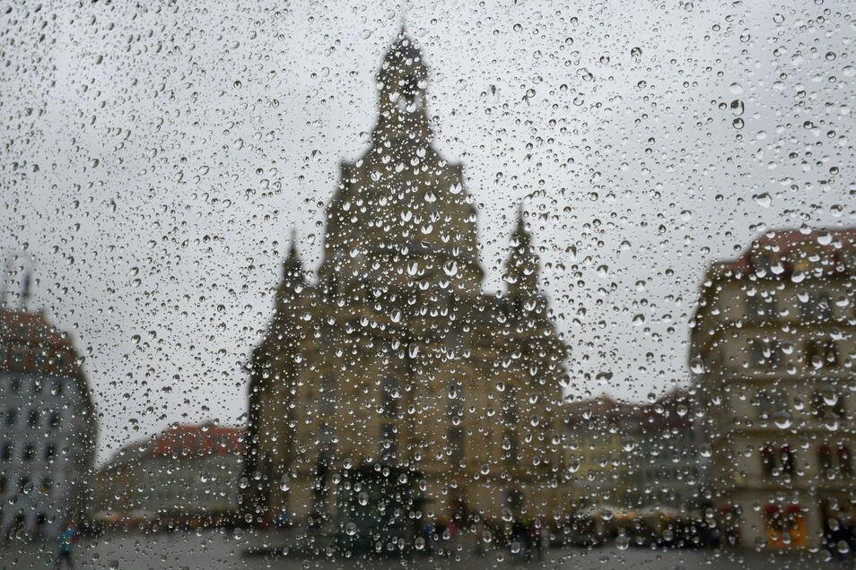 Im Sommer 2021 hat es viel geregnet - wärmer als normalerweise war es dennoch.
