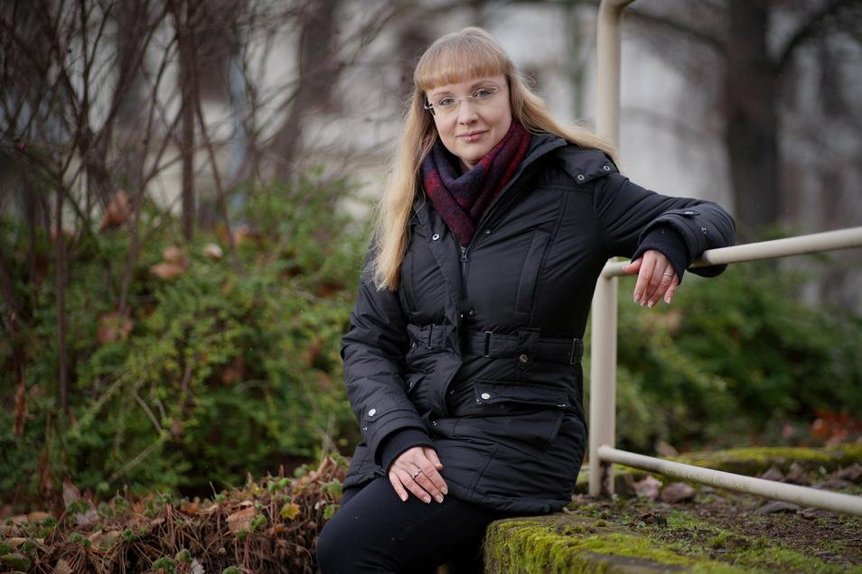 Tina Albrecht weiß, was es bedeutet, mit Suchtkranken unter einem Dach zu leben. Nun gründete sie eine Selbsthilfegruppe für Angehörige.