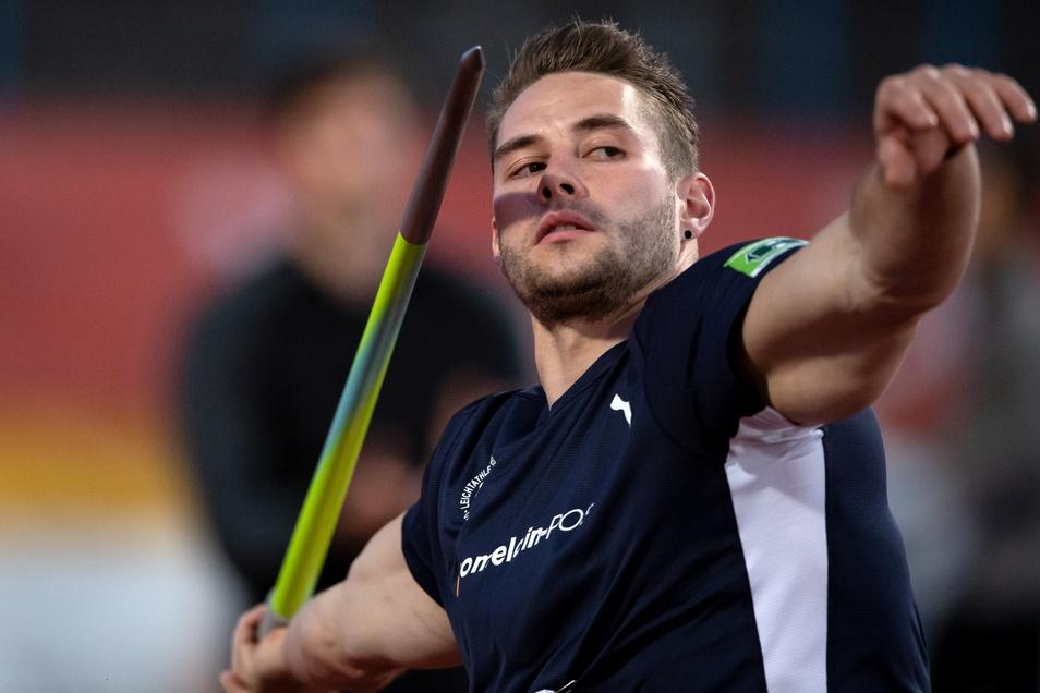 Johannes Vetter hat in Luzern erneut über 90 Meter geworfen und damit seine Olympia-Gold-Ambitionen unterstrichen.