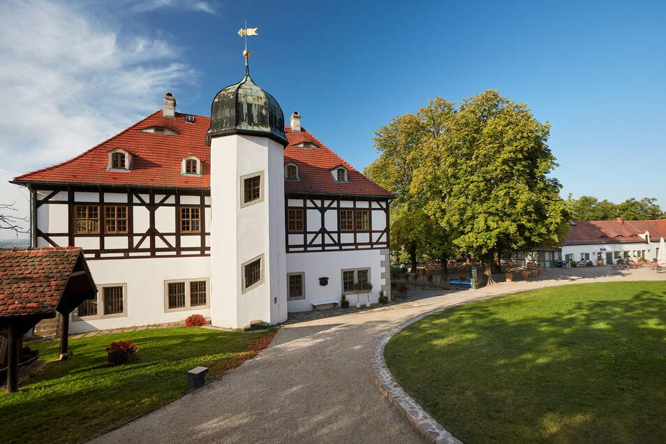 Im vorigen Jahr musste das Weinbergfest auf der Hoflößnitz pausieren.