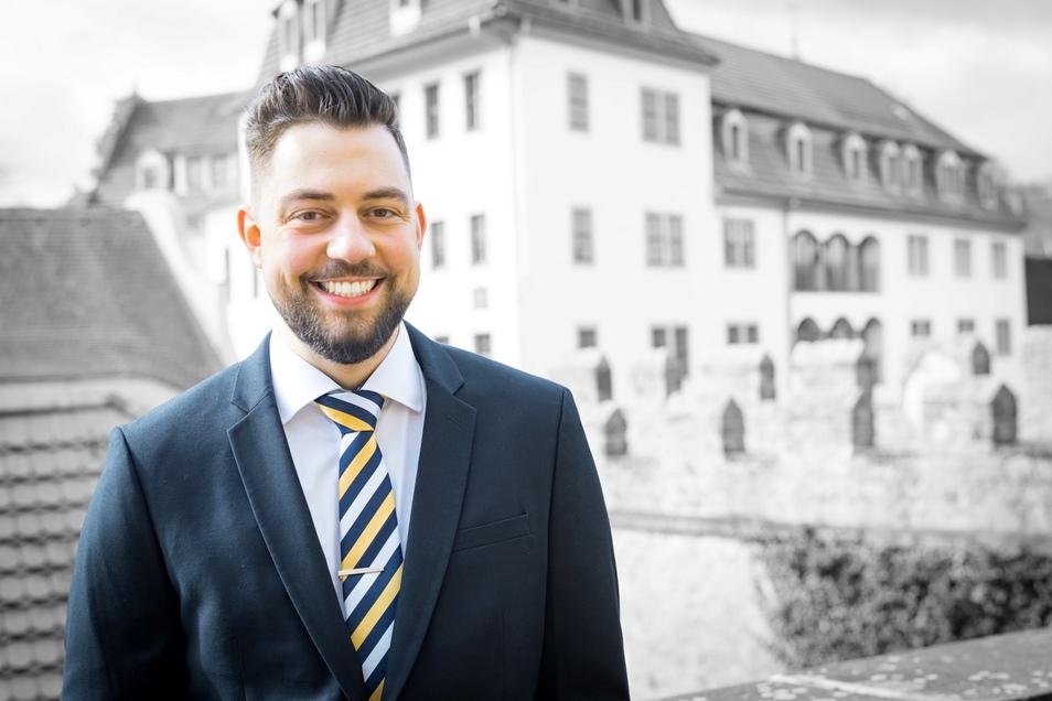 Der 30-Jährige Johannes Schmidt-Ramos ist mit 92 Prozent der Stimmen Mitte März im Wahlkreis Meißen zum Direktkandidaten der FDP für die Bundestagswahl bestimmt worden.