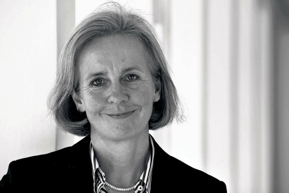 Die Politikwissenschaftlerin Ursula Münch in der Akademie für politische Bildung in Tutzing.