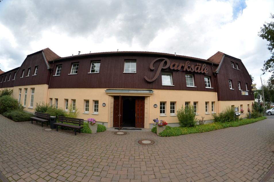 Im Kulturzentrum Parksäle soll wieder Leben einziehen.