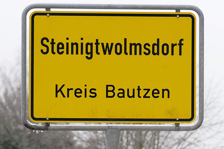 In Steinigtwolmsdorf wird ein neuer Bürgermeister gewählt.