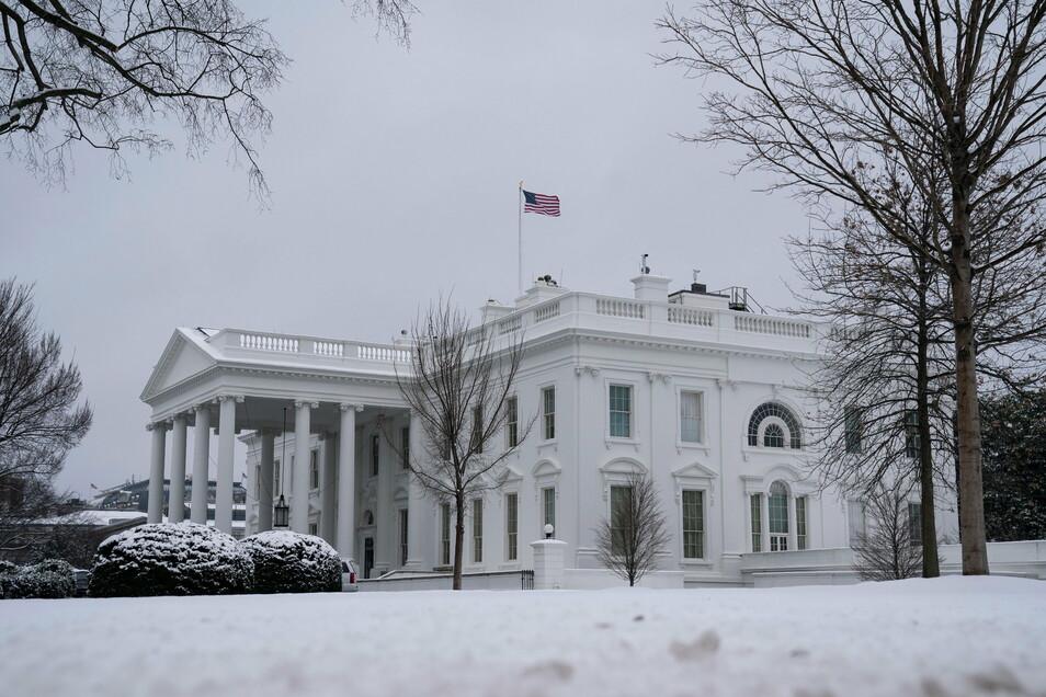 In seinen ersten 14 Tagen im Weißen Haus hat Biden 28 Verfügungen unterzeichnet
