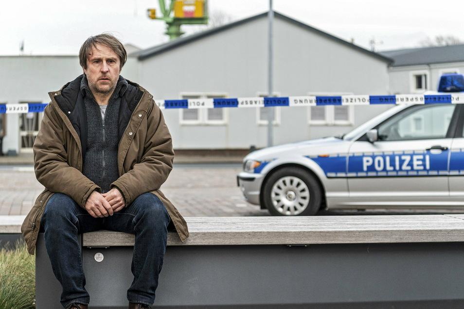 Neu und fremd in Katenbüll: Sörensen (Bjarne Mädel).
