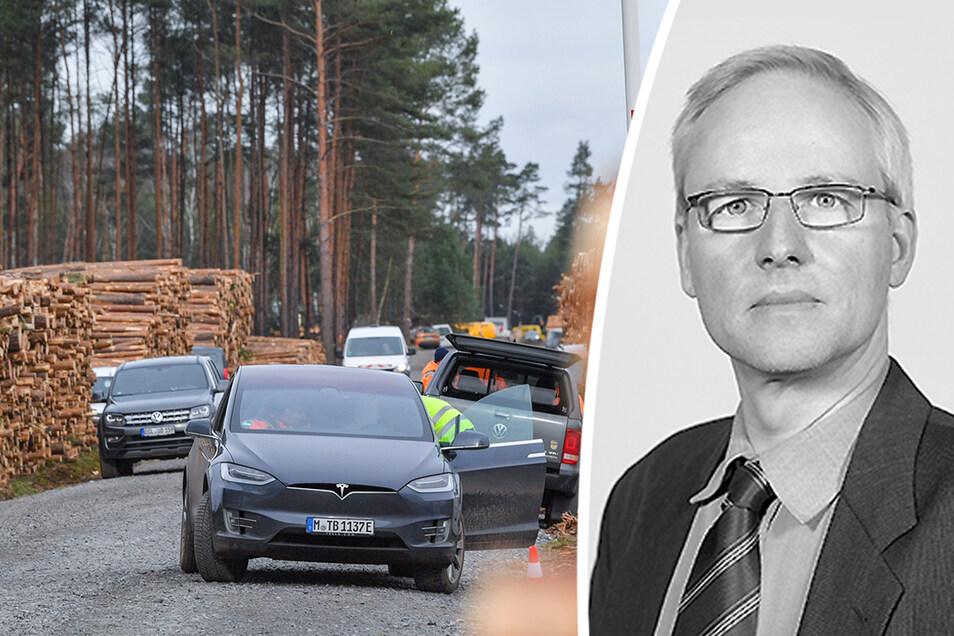 Georg Moeritz ist Wirtschaftsredakteur bei Sächsische.de.