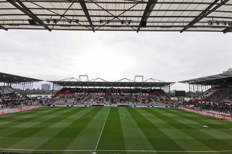 Um 13.30 Uhr wird die Zweitligapartie zwischen dem FC St. Pauli und Dynamo Dresden am Millerntor angepfiffen.