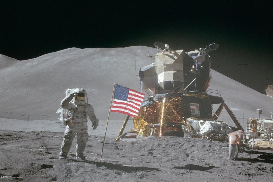 Am 20. Juli jährt sich die erste Landung auf dem Mond zum 50. Mal.