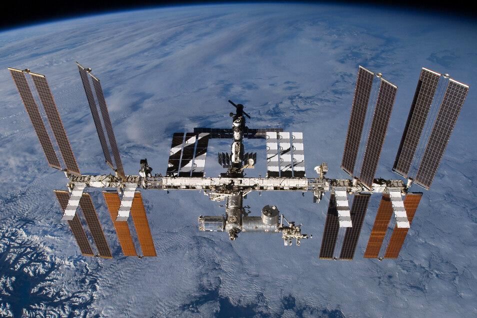 Die Internationale Raumstation (ISS) kreist schon seit mehr als 20 Jahren in der Erdumlaufbahn.