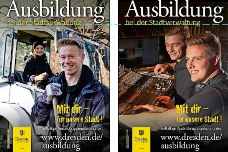 Ob im Park oder an der Veranstaltungstechnik - die Stadt Dresden bietet spannende Ausbildungsstellen und Studienmöglichkeiten.