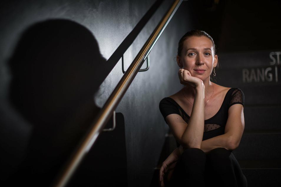 Ein Leben ohne Ballett kann sich Lena Andreeva nicht vorstellen. Auch nach ihrer Karriere will sie dem Tanz treu bleiben.