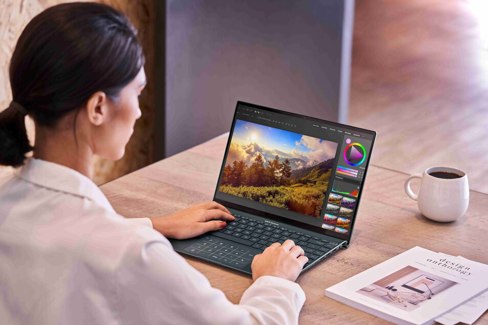 Windows 11 wartet mit neuen Funktionen auf.