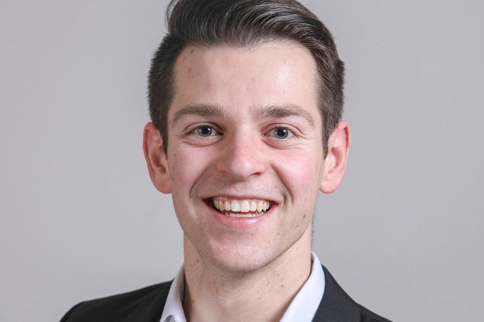 Philipp Hartewig wurde auf Platz 3 der Landesliste der FDP zur Bundestagswahl gewählt.