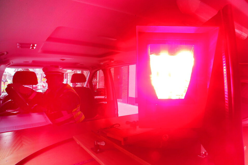 Nun sollen ab September Rotsünder in Zittau regelmäßig geblitzt werden.
