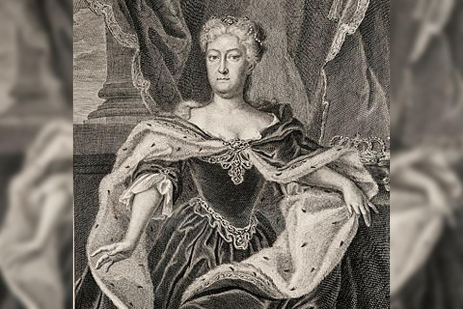 Christiane Eberhardine (Ausschnitt)