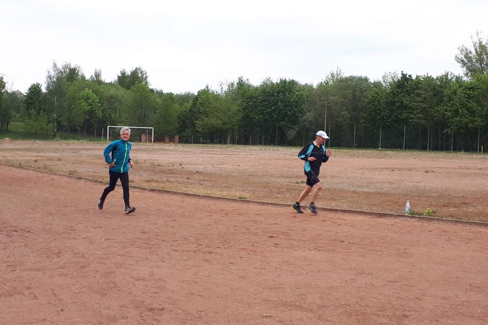Ein Bild vom ersten Training.