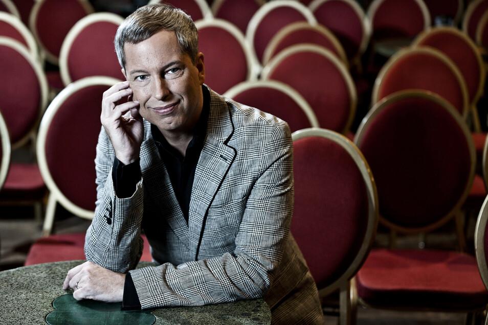 Thomas Herrmanns, Comedianm Buchautor und Chef des Quatsch Comedy Clubs.