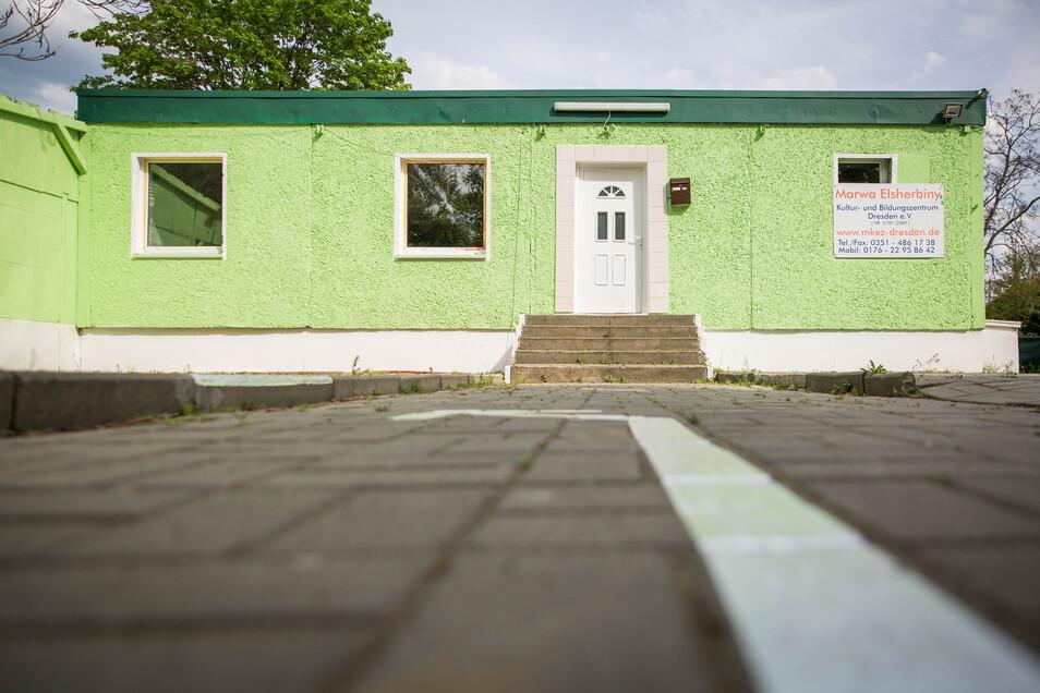 Die islamische Gemeinde hat an der Marschnerstraße ein Kulturzentrum und plant eine Moschee.