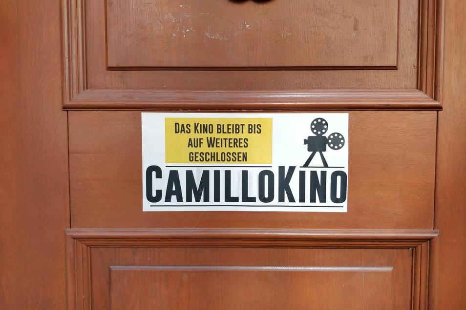 Und wer das erst im Januar wiedereröffnete Camillokino vermisst...