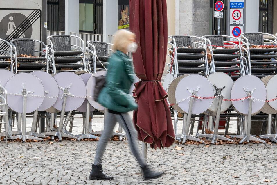 Gaststätten und Hotels bleiben zu. In Sachsen denken immer mehr Wirte ans Aufgeben. Zur Osterruhe haben sie noch Fragen.
