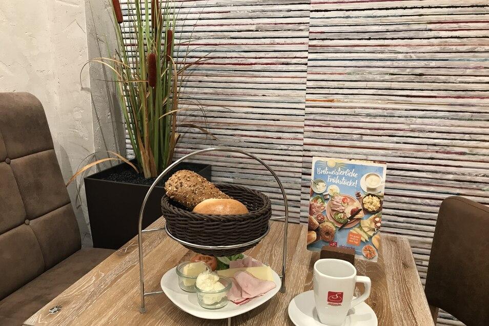 Brotmeisterliche Frühstücke bei der Brotmeisterei Steinecke.