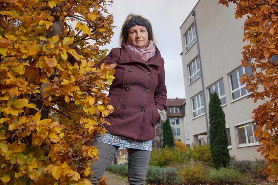 Antje Schmidt will ihrer Mutter im Seniorenheim auch in Corona-Zeiten ein würdevolles Leben ermöglichen.