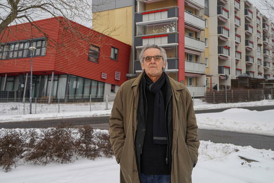 Ein soziales Hilfsprojekt im Bautzener Stadtteil Gesundbrunnen ist ausgelaufen. SPD-Stadtrat Roland Fleischer fordert Ersatz.