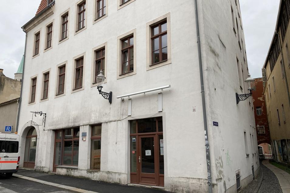Die Kneipe in der Lindenstraße, in der sich die Attacke ereignet haben soll.