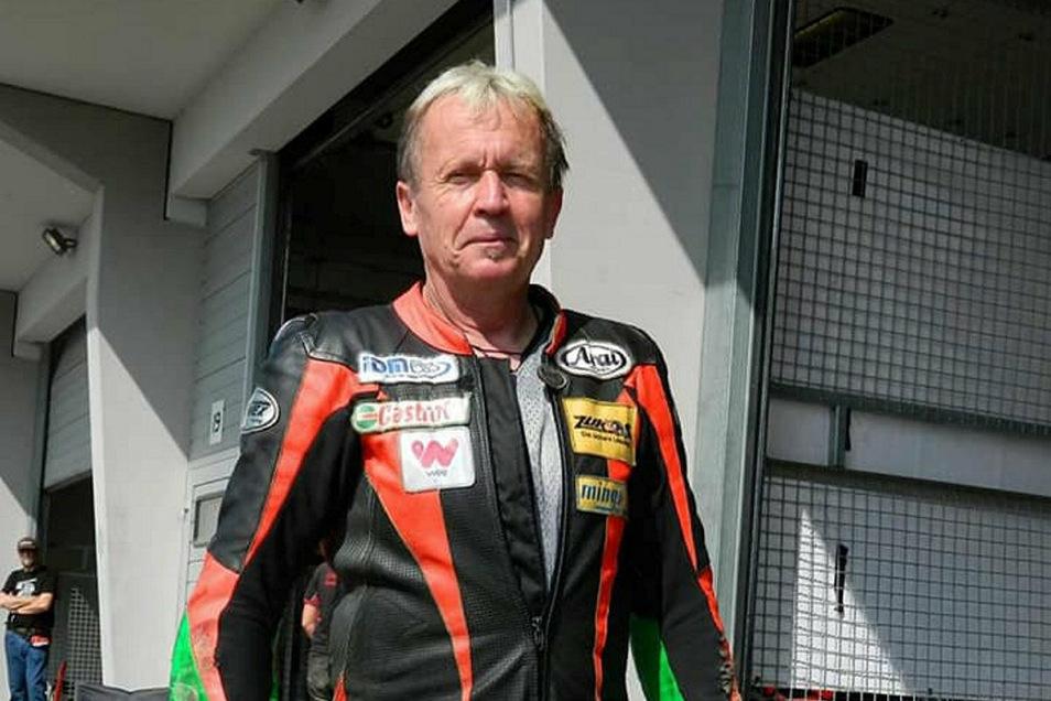Ob im Solo-Rennen oder im Gespann: Jens Wasiak hat viel erlebt und viel erreicht.
