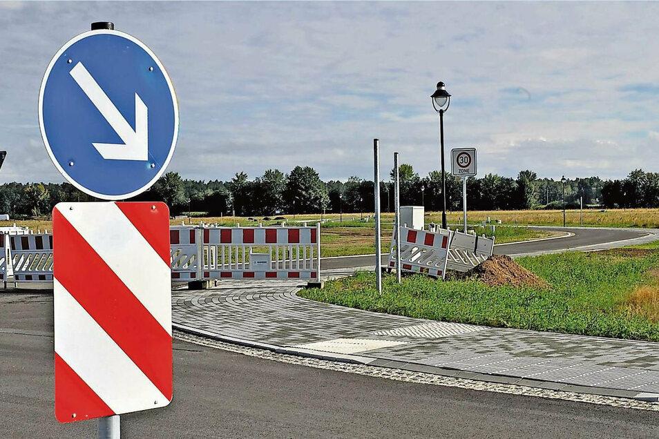 Ab sofort kann der Ansiedlungsstandort Neu-Mühlrose von Umsiedlern aus dem Trebendorfer Ortsteil auf 41 Bauplätzen bebaut werden.