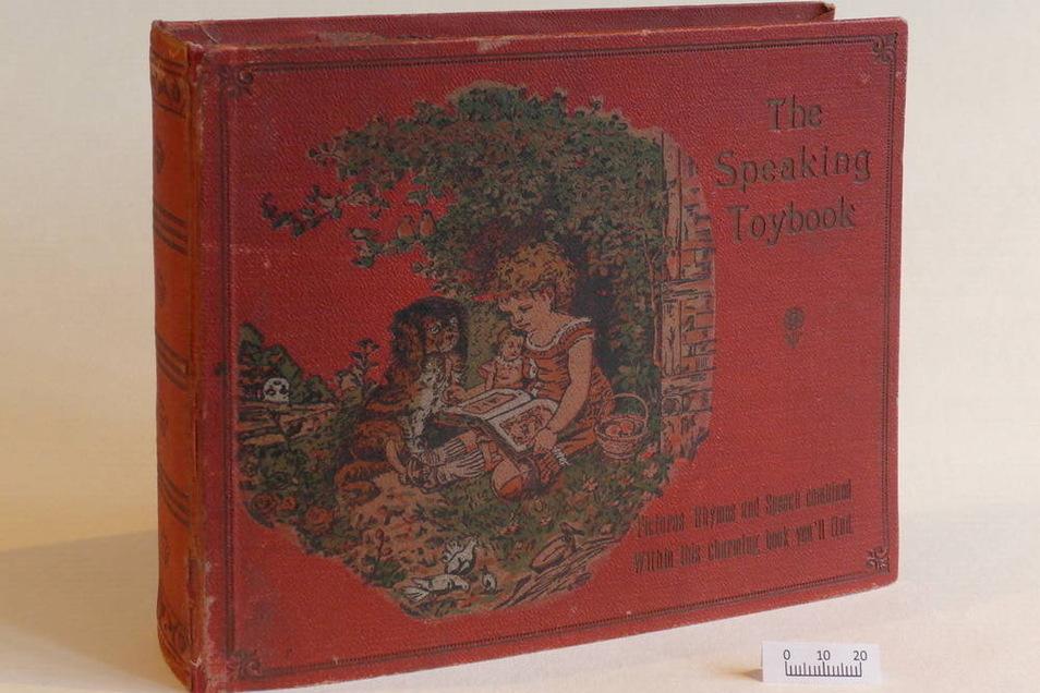 Das sprechende Bilderbuch war international ein Verkaufsschlager und wurde berühmt.