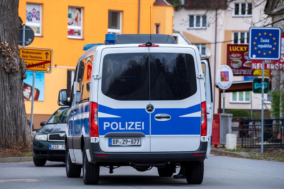 Zwei Monate lang kontrollierte die Bundepolizei auch am Grenzübergang in Sebnitz.