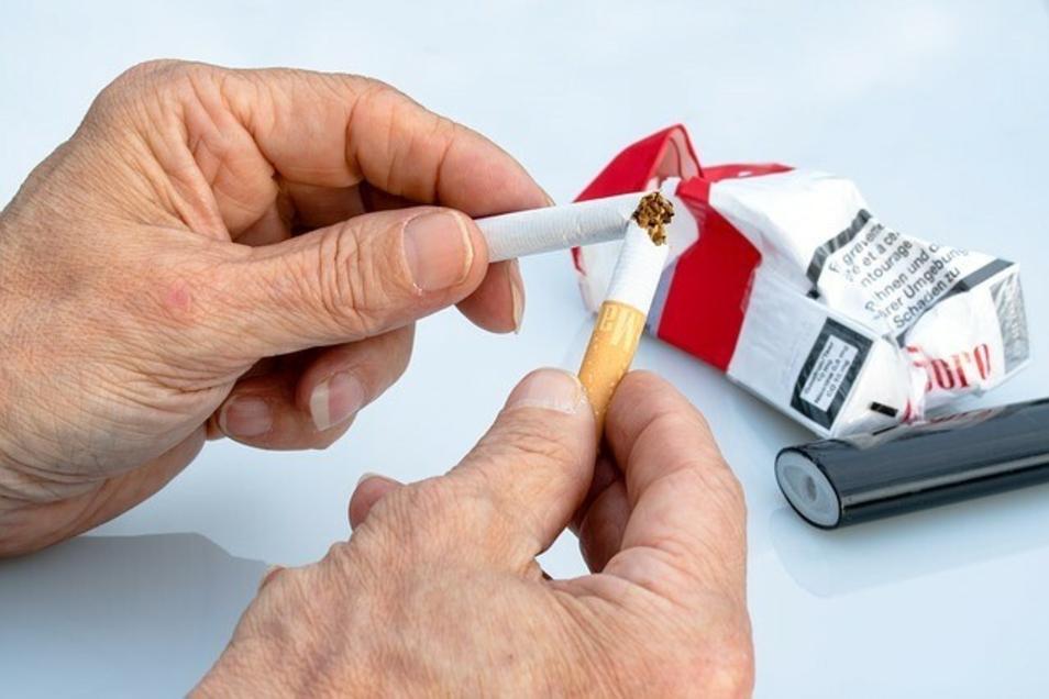 Rauchen aufhoren entzugserscheinungen erster tag