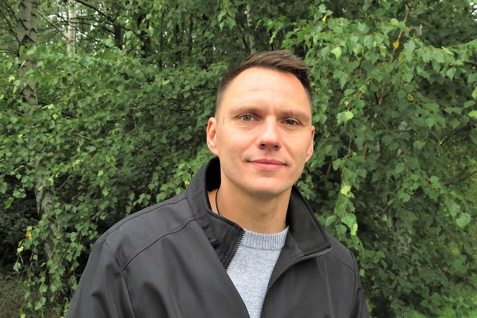 Silvio Thieme ist der Leiter des Mehrgenerationenhauses in Bernsdorf und zudem ein Organisator von Freizeitaktivitäten.