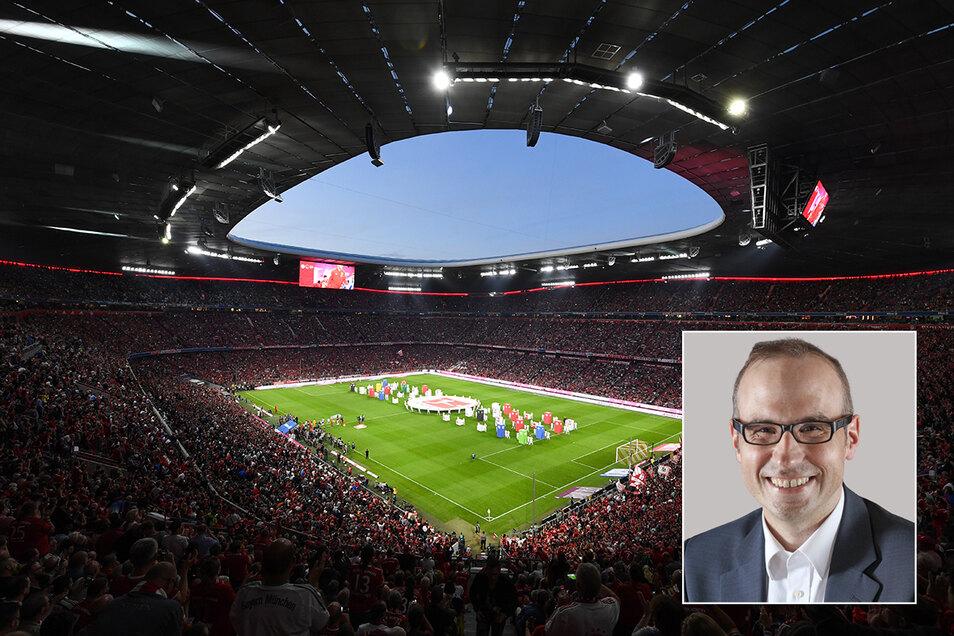 Fußballspiele in ausverkauften Stadien wird es lange nicht mehr geben. Was für die Profis jetzt wichtig ist, sagt Ulf Baranowksy, Geschäftsführer der Spieler-Gewerkschaft.