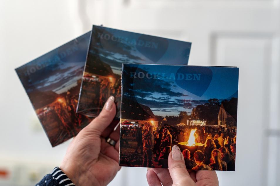 Die CD Rockladen 8 zeugt von Talent und Vielseitigkeit des musikalischen Nachwuchses im Klosterbezirk Altzella und darüber hinaus. Zu kaufen gibt es die Scheibe nicht. Drei können wir verlosen.