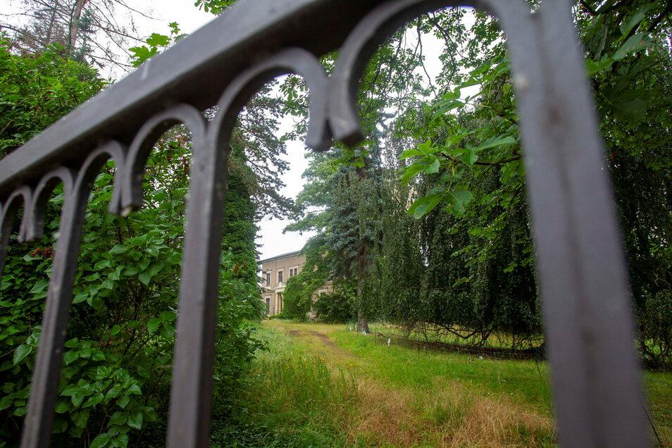 Was der Investor hinter diesem Zaun vor hat und was die Stadt will, sind derzeit zwei verschiedene Dinge.