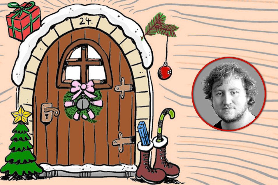 Maximilian Helm gibt heute Tipps für Geschenke.