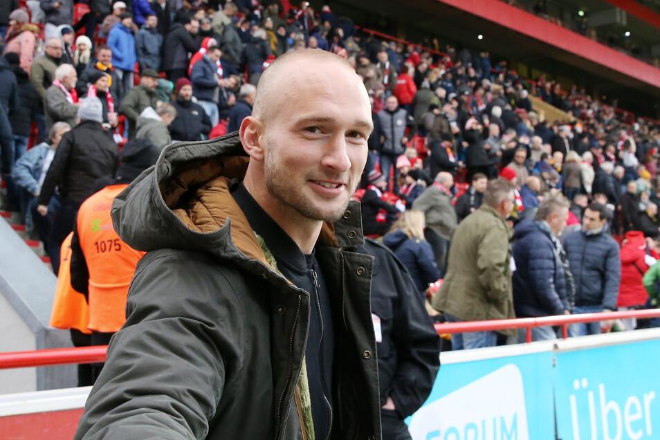 Toni Leistner sah bei Dynamo keine Perspektive, wurde bei Union Berlin Stammspieler. Nun geht der Dresdner zum HSV.