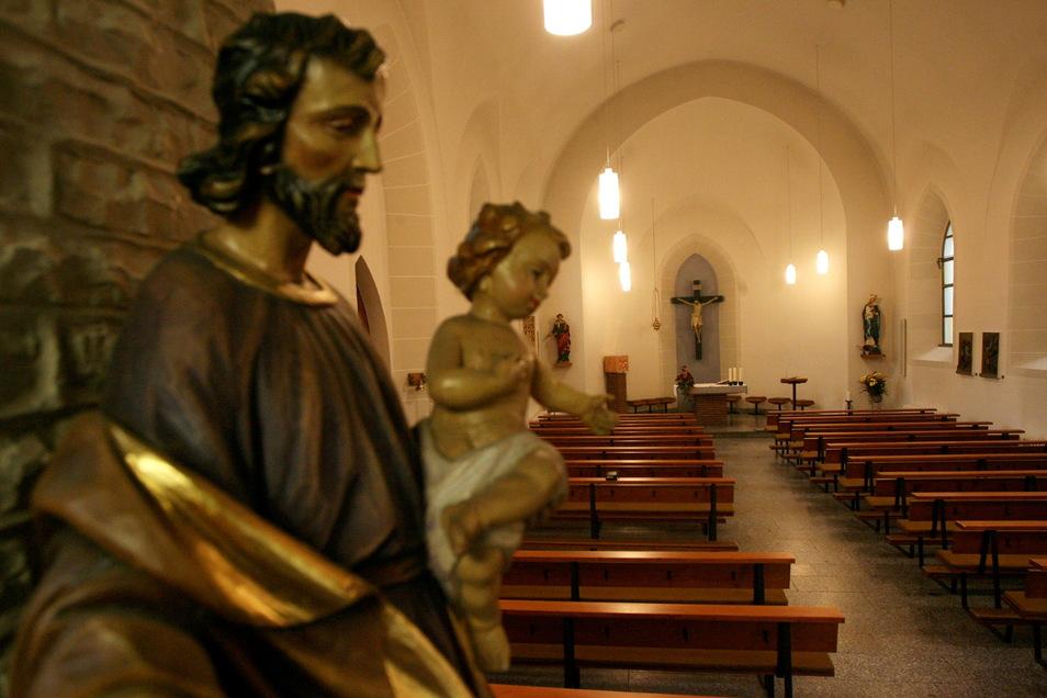 Die katholische Pfarrgemeinde Kamenz öffnet am Sonntag ihre Türen zum Gedenken an die Menschen, die am Corona-Virus gestorben sind.