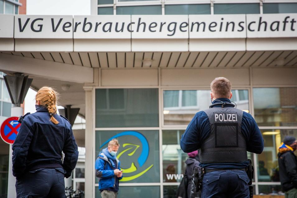 Unter den Mitgliedern der VG Dresden gibt es Diskussionen über eine Streichung aus der Händlerliste.