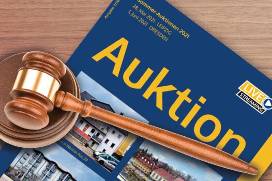 Sommer-Auktionen der Sächsischen Grundstücksauktionen AG