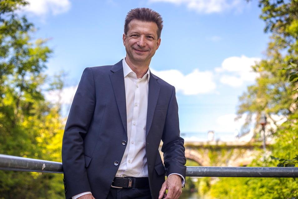 Wolf-Dieter Jacobi ist Fachmann in Sachen Fernsehen.