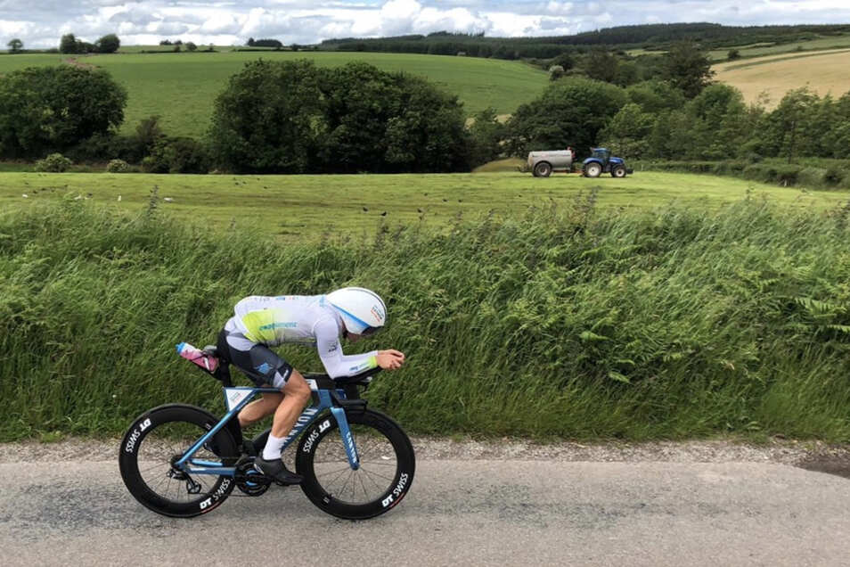 OSSV-Langstreckentriathlet Markus Thomschke aus Friedersdorf bei Pulsnitz hat nach drei Wochen Suche sein Hightech-Wettkampfrad wieder. Er bedankt sich bei allen, die geholfen haben.